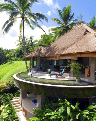 Bali Luxury Hotel - Obrázkek zdarma pro Nokia X2