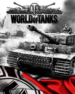 World of Tanks with Tiger Tank - Fondos de pantalla gratis para Huawei G7300