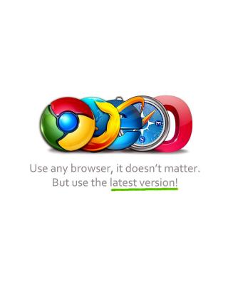 Choose Best Web Browser - Obrázkek zdarma pro Nokia X3