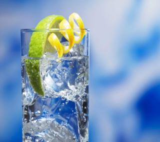 Cold Lemon Drink - Obrázkek zdarma pro iPad 3