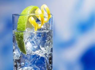 Cold Lemon Drink - Obrázkek zdarma pro Widescreen Desktop PC 1440x900