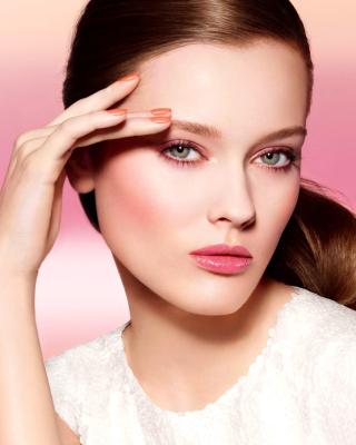 Chanel Lipstick - Obrázkek zdarma pro Nokia 206 Asha