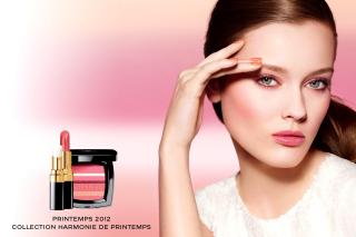Chanel Lipstick - Obrázkek zdarma pro Motorola DROID 3
