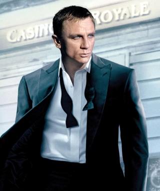 Casino Royale - Obrázkek zdarma pro Nokia C-5 5MP