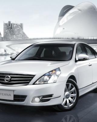 Nissan Teana Sedan - Obrázkek zdarma pro 360x480