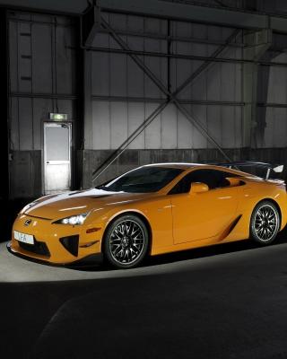 Lexus LFA - Obrázkek zdarma pro 132x176