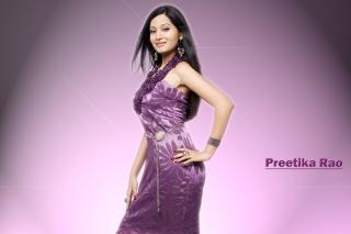 Preetika Rao - Obrázkek zdarma pro Desktop 1280x720 HDTV
