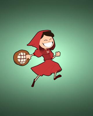 Red Riding Hood - Obrázkek zdarma pro Nokia C1-00