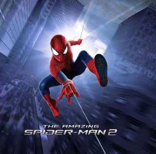 Amazing Spiderman 2 - Obrázkek zdarma pro iPad