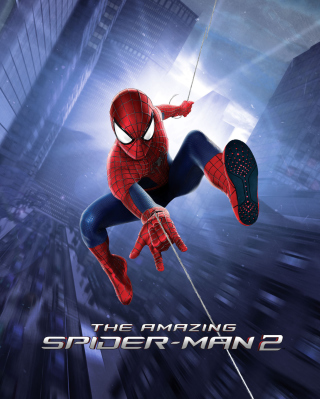 Amazing Spiderman 2 - Obrázkek zdarma pro Nokia C2-03