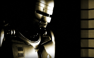 Robocop 2013 Movie Background for Android, iPhone and iPad
