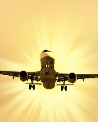 Airplane Takeoff - Obrázkek zdarma pro Nokia X2-02