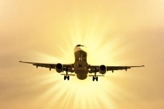 Airplane Takeoff - Obrázkek zdarma pro LG Optimus L9 P760