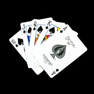 Royal Flush - Obrázkek zdarma pro 128x128