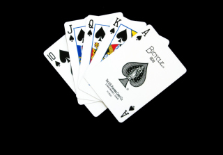 Royal Flush Picture for Android, iPhone and iPad