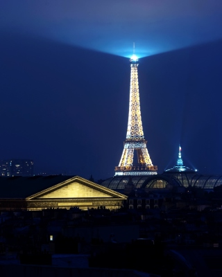 Paris Night - Obrázkek zdarma pro 480x640