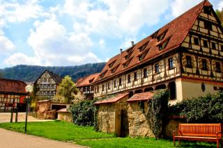 Blaubeuren, Germany, Baden Wurttemberg - Obrázkek zdarma pro Fullscreen Desktop 1280x960