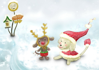 Holidays Christmas Wallpaper for Android, iPhone and iPad