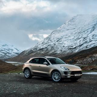 Porsche Macan - Obrázkek zdarma pro iPad 3