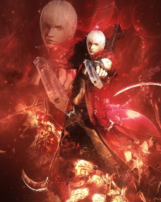 Devil may cry 3 Picture for Nokia Asha 303