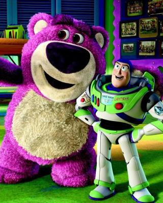 Toy Story - Obrázkek zdarma pro Nokia X6