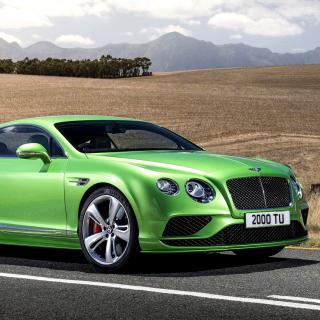 Bentley Continental GT 4 - Obrázkek zdarma pro 208x208