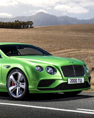 Bentley Continental GT 4 - Obrázkek zdarma pro Nokia 206 Asha