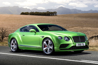 Bentley Continental GT 4 Wallpaper for Android, iPhone and iPad
