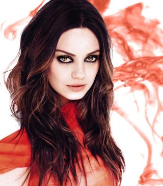 Mila Kunis - Obrázkek zdarma pro Nokia Asha 203