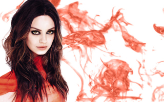 Mila Kunis - Obrázkek zdarma pro Samsung Galaxy S 4G