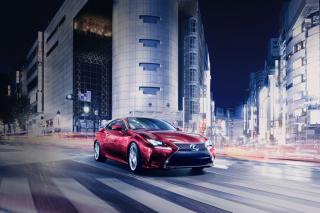 Lexus RC Coupe - Obrázkek zdarma pro Samsung Galaxy S II 4G