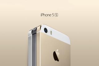 IPhone 5s - Obrázkek zdarma pro 1600x900
