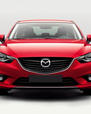 Mazda 6 2015 - Obrázkek zdarma pro Nokia Asha 303
