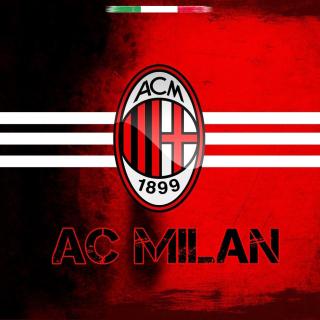 AC Milan - Obrázkek zdarma pro 128x128