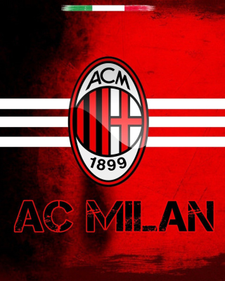AC Milan - Obrázkek zdarma pro Nokia X1-00