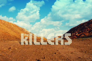 The Killers Background for Android, iPhone and iPad