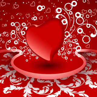 Heart Decor - Obrázkek zdarma pro 320x320