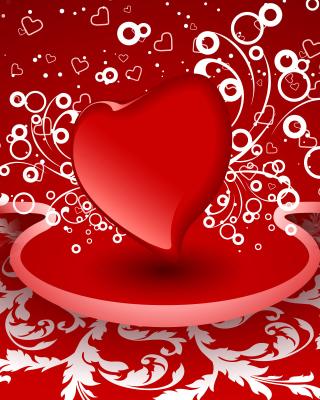 Heart Decor - Obrázkek zdarma pro Nokia Asha 310