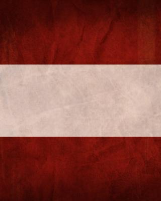 Flag of Austria - Obrázkek zdarma pro 352x416