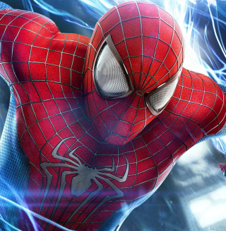Spiderman - Obrázkek zdarma pro iPad mini
