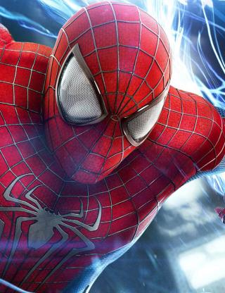 Spiderman - Obrázkek zdarma pro Nokia C2-05