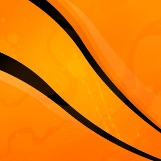 Yellow lines - Obrázkek zdarma pro iPad 2