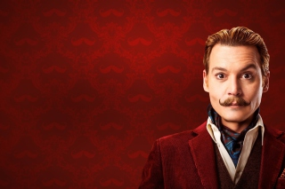 Mortdecai Teaser Wallpaper for Android, iPhone and iPad