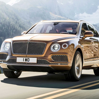 Bentley Bentayga SUV - Obrázkek zdarma pro 2048x2048