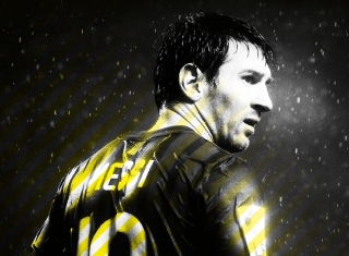 Messi - Fondos de pantalla gratis para LG E400 Optimus L3