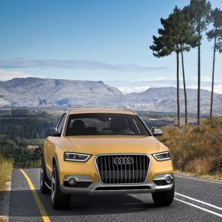 Audi Q3 - Obrázkek zdarma pro iPad 3