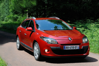Renault Megane Picture for Android, iPhone and iPad