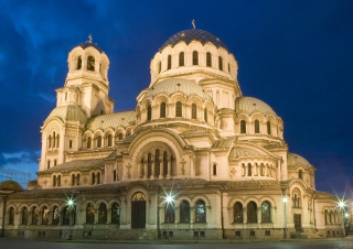 Free Alexander Nevsky Cathedral, Sofia, Bulgaria Picture for Android, iPhone and iPad