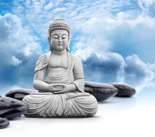 Buddha Statue - Obrázkek zdarma pro iPad mini