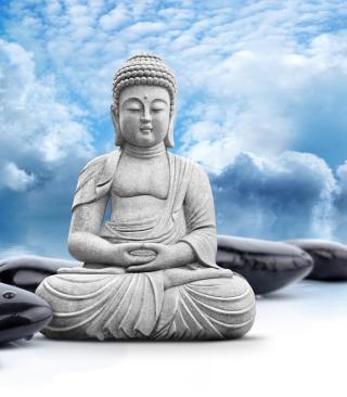 Buddha Statue - Obrázkek zdarma pro iPhone 6